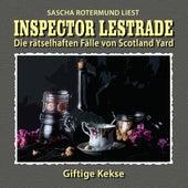 Die rätselhaften Fälle von Scotland Yard, Folge 7: Giftige Kekse von Inspector Lestrade