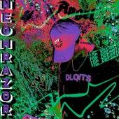 NEON RAZOR by 98lights