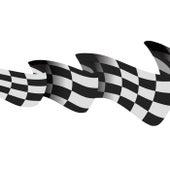 Checkered Flag by iofthApyramid