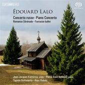 Lalo: Concerto russe - Romance-serenade - Fantaisie-ballet - Piano Concerto de Various Artists