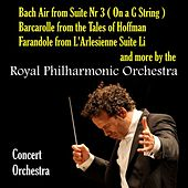 Royal Philharmonic Orchestra - Concert Orchestra di Royal Philharmonic Orchestra