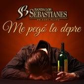 Me Pegó La Depre by Banda Los Sebastianes