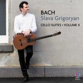Bach: Cello Suites Vol. II von Australian String Quartet