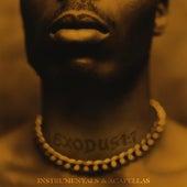 Exodus (Instrumentals & Acapellas) de DMX