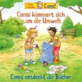 Conni kümmert sich um die Umwelt / Conni entdeckt die Bücher von Conni