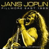 Fillmore East 1969 de Janis Joplin