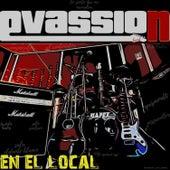 En el Local de Evassion Band