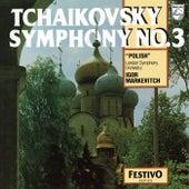 Tchaikovsky: Symphony No. 3; Francesca da Rimini de London Symphony Orchestra