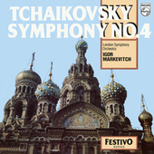 Tchaikovsky: Symphony No. 4; Hamlet de London Symphony Orchestra