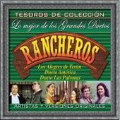Tesoros De Colección - Lo Mejor De Los Grandes Duetos Rancheros de Los Alegres de Teran