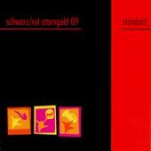 Standard von Schwarz Rot Atemgold 09