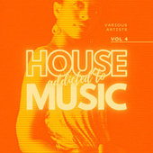 Addicted To House Music, Vol. 4 de Various Artists