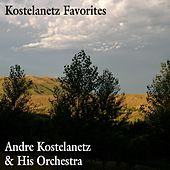 Kostelanetz Favourites de Andre Kostelanetz And His Orchestra