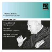 Brahms: Ein deutsches Requiem, Op. 45 fra New York Philharmonic