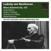 Beethoven: Missa solemnis in D Major, Op. 123 (Live) fra BBC Choral Society