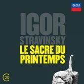 Stravinsky: Le Sacre du Printemps von Deutsches Symphonie-Orchester Berlin