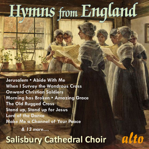 Hymns From England by Various Artists