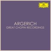 Argerich  - Great Chopin Recordings von Martha Argerich