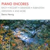 Piano Encores de Dennis Hennig
