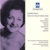 French & Italian Opera Arias de Lauris Elms