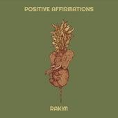 Positive Affirmations de Rakim