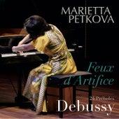 Feux d'Artifice de Marietta Petkova