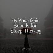 25 Yoga Rain Sounds for Sleep Therapy by Sleeping Baby Songs