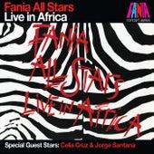 Live In Africa von Fania All-Stars