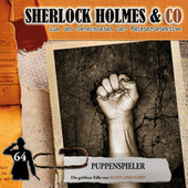 Folge 64: Puppenspieler von Sherlock Holmes & Co