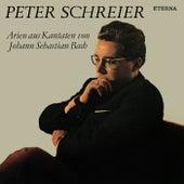 Peter Schreier: Arien aus Kantaten von Johann Sebastian Bach by Peter Schreier