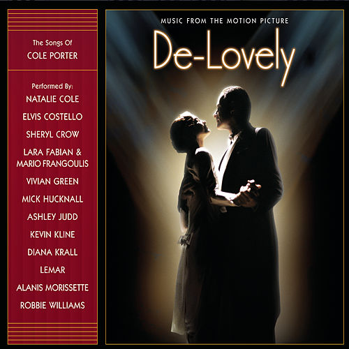 De-lovely Music From The Motion Picture by Various Artists