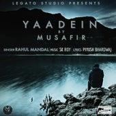 Yaadein by Musafir