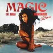 Magic (feat. BARKAA & MADAM3EMPRESS) (Remix) de Rico Nasty
