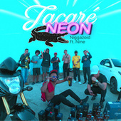Jacaré Neon de N*Gg*Zoid