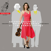 Violin Concerto No. 4 in G Major, Hob. VIIa4: III. Finale von Rosanne Philippens