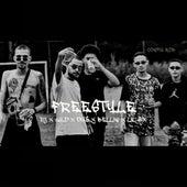 Freestyle de PJ, Zild, DIA$, Bellini