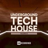 Underground Tech House, Vol. 03 von Various Artists