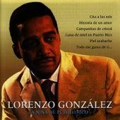 La Niña de Puerto Rico by Lorenzo González