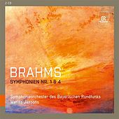 Brahms: Symphonien Nr. 1 & 4 by Bavarian Radio Symphony Orchestra