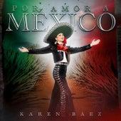 Por Amor a México de Karen Báez