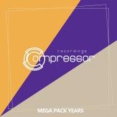 Mega Pack Years de Various Artists
