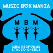 MBM Performs Studio Ghibli by Music Box Mania