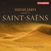 Neeme Järvi conducts Saint-Saëns by Royal Scottish National Orchestra