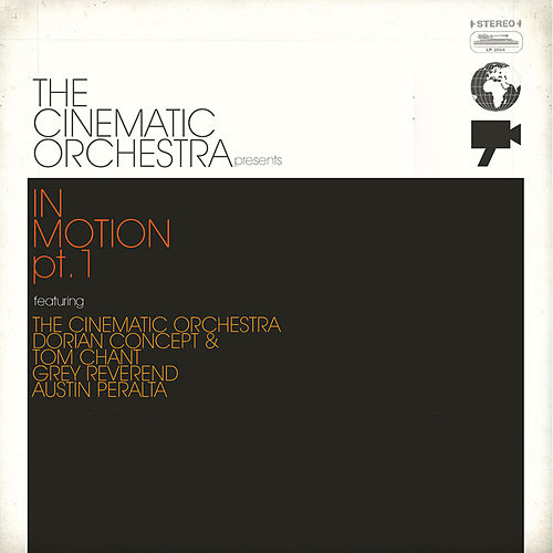 The Cinematic Orchestra present In Motion #1 de Cinematic Orchestra