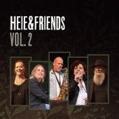 Heie & Friends, Vol. 2 (Live @ Wolters Applaus Garten Braunschweig/Brunswick - 08.08.2021) by Jan-Heie Erchinger