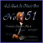 Bach In Musical Box 151 / Cembalo Concert No4 A Major Bwv1055 by Shinji Ishihara