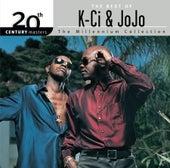 The Best Of K-Ci & JoJo 20th Century Masters The Millennium Collection von K-Ci & Jo-Jo