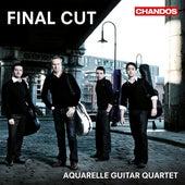 Final Cut - Film Music for Four Guitars fra Aquarelle Guitar Quartet