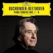 Beethoven: Piano Sonatas Nos. 1 – 6 de Rudolf Buchbinder
