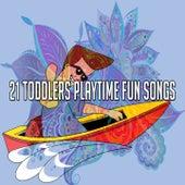 21 Toddlers Playtime Fun Songs de Canciones Infantiles